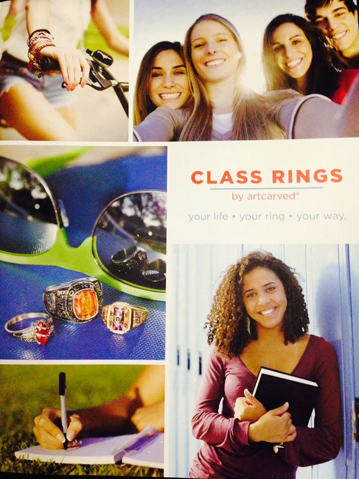 Now Ordering Class Rings for All Calvert County High School Students--- Save $30.00 On Any Ring - Order by June 19th